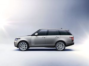 Celebrities, Royalty and Olympians Gather at Exclusive Launch for the All-New Range Rover