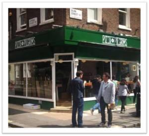 Eat, Pray, Love – Pizza Pilgrims Park Up on Dean Street, London