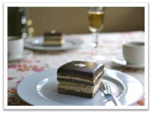 Pop Up Tea – 'Paris in Putney' from Milk & Sugar