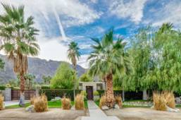 TRAVEL: Elizabeth Taylor's Palm Springs Home