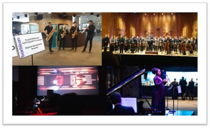 Sound Unbound Sabine Koch musical acts