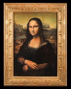 Mona Lisa: Secret In The Eye