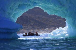 zodiac ice adventure