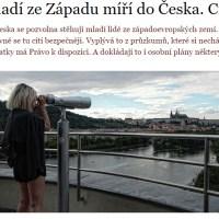 Screenshot Novinky.cz