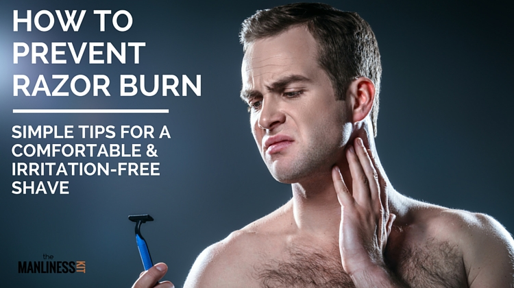 How To Prevent Razor Burn. Cure It Like A Pro Before It Ever Happens