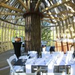 Interior Yellow Treehouse Restaurant