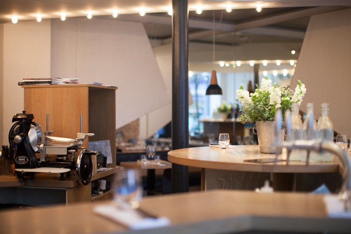 Tannat in the 11th is a great spot for lunch prix fixe in Paris and a great dinner spot as well.   More on Mannaparis.com