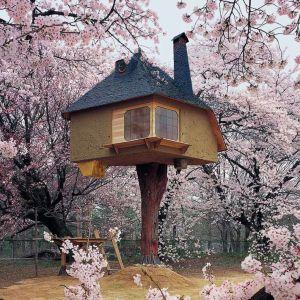 Không bao giờ ta có thể hết ngỡ ngàng về những gì người Nhật có thể làm. Chashitsu Tetsu tea house ở Yamanashi thơ mộng như một bài thơ, một thực thể đến từ thế giới khác.
