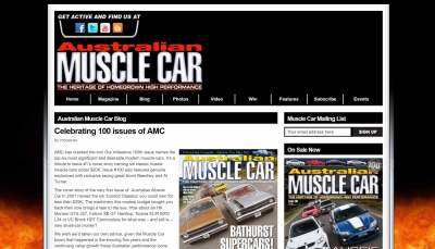 Top 10 Australian Car Websites & Magazines | Man of Many