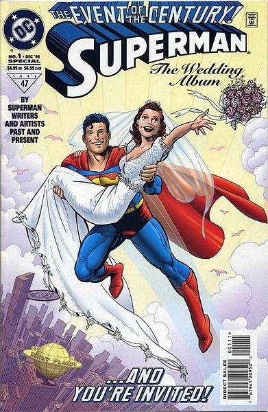 Superman_The_Wedding_Album