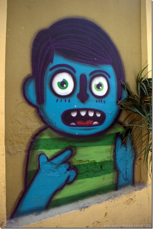 Street Art in Mazatlan, Mexico @GoMazatlanNow -- Quirky things to do in Mazatlan