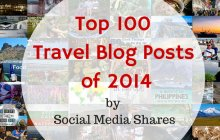 Top 100 Travel Blog Posts of 2014 by Social Media Shares