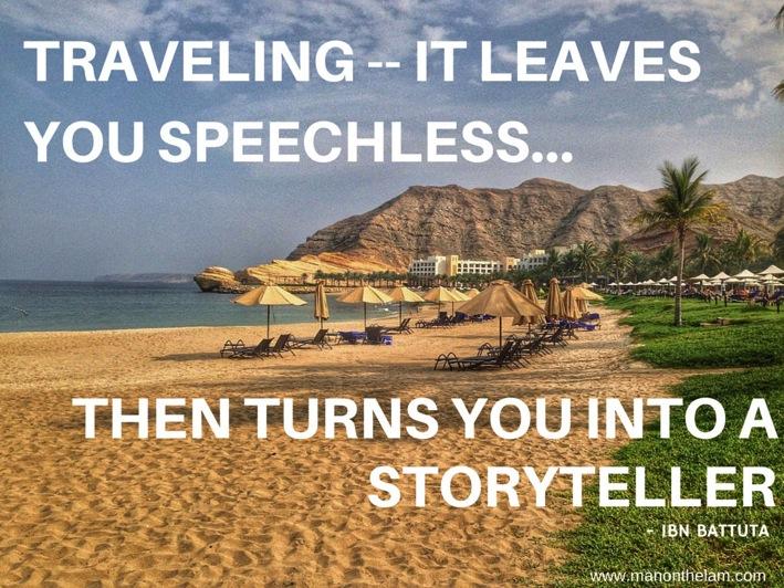 traveling storyteller company