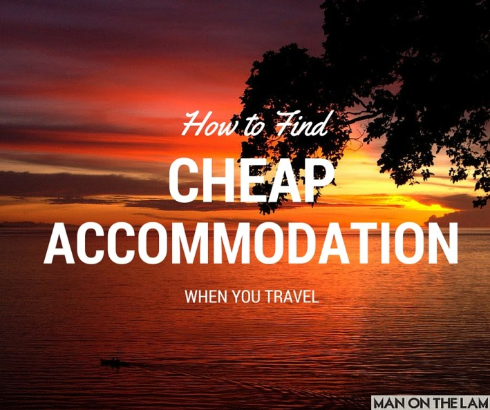 How to Find Cheap Accommodation When You Travel -- Facebook