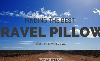 The Best Travel Pillow Reviews -- Memory Foam, Inflatable Neck, or Buckwheat