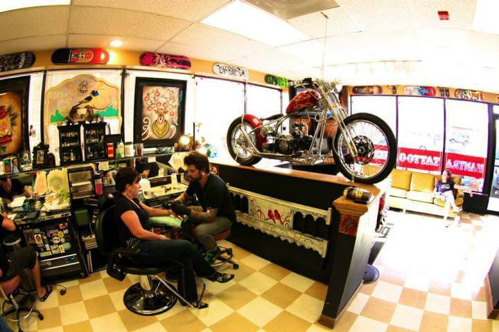 Looking for the best place to get tattooed in Denver?