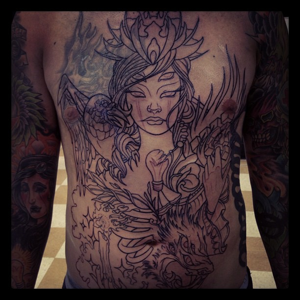 Ben Gun tattoos_032