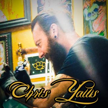 Chris Yaws