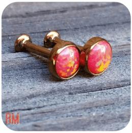 Fire Opals Neometal