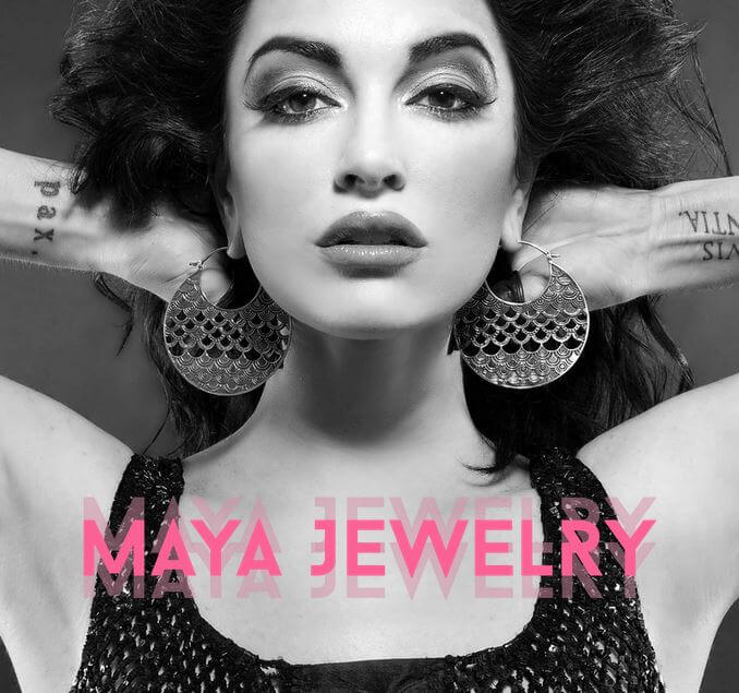 Beautiful Maya Jewelry available in Denver at Mantra Tattoo