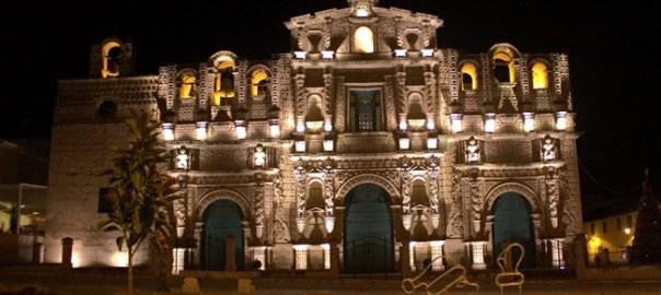 Cajamarca, norte do Peru