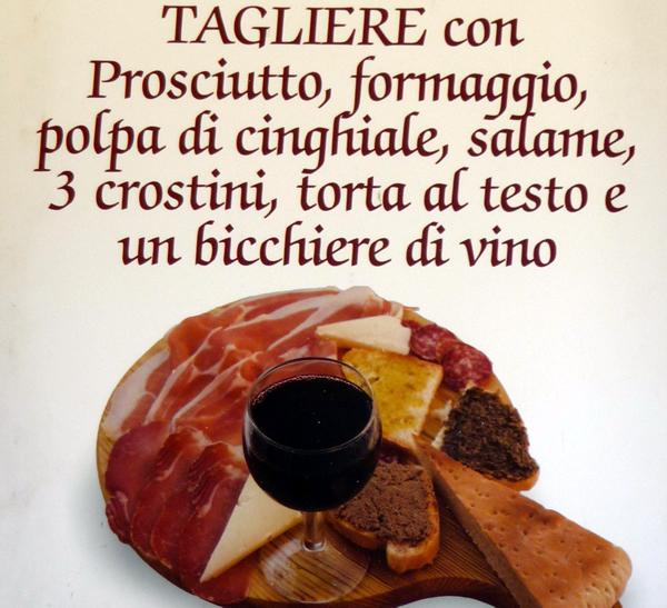 Gastronomia, Itália