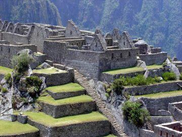 Machu Picchu, uma cidade inca totalmente conservada