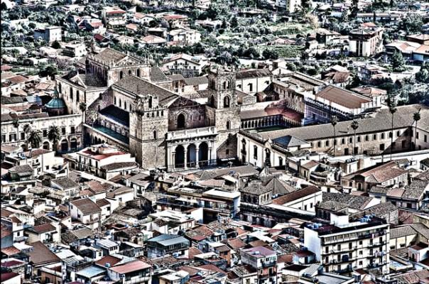 Monreale, Sicília, Itália - Foto Vater_fotografo CCBY SA