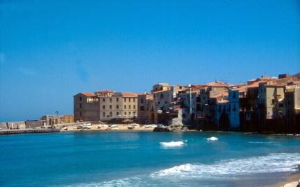 Cefalù, na costa Siciliana