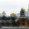 Rio Volga, Moscou, Rússia