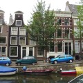 Canal em Amsterdam