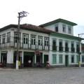 Centro velho de Bananal, SP