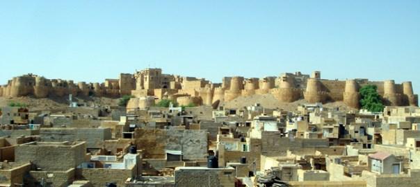 Jaisalmer, Rajastão, Índia