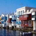 Ilha de Mikonos, Grécia: muita animação