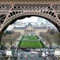 Tour Eiffel, símbolo da cidade de Paris