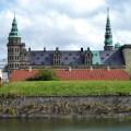 Castelo de Helsingor, que inspirou Shakespeare, Dinamarca