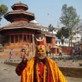 Shadu, em Katmandu