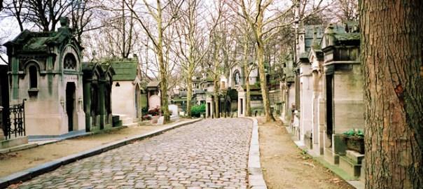 Cemitério Pére Lachiase, Paris