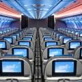 interior avião Aerolíneas Argentinas