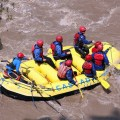 Rafting no Chile