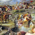 Romanos na guerra - Foto- Groume CCBY