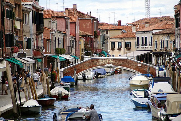 Isola de Murano, Veneza, -foto - Luca Venturelli, CCBY