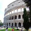 Coliseu, Area arqueol[ógica central de Roma