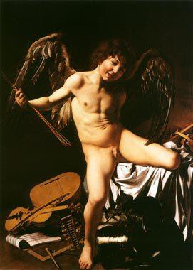 Caravaggio Amor Vincit Omnia