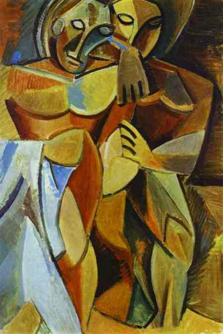 Pablo Picasso - Friendship
