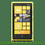 Nokia Lumia 920 Manual de usuario en PDF Español