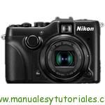 Nikon Coolpix P7000 manual usuario pdf