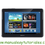 Samsung Galaxy Tab 3 T210 manual usuario pdf