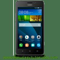 Huawei Y635 Manual de usuario PDF español
