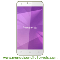 Leotec Titanium T255 Manual And User Guide PDF